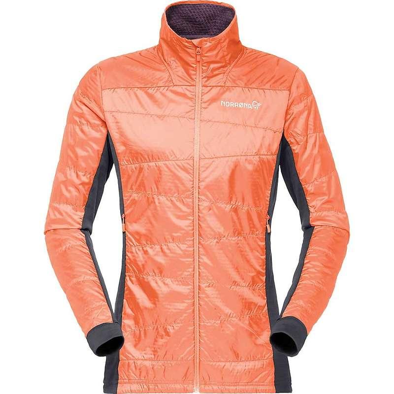 ノローナ レディース ジャケット・ブルゾン アウター Norrona Women's Falketind Alpha60 Jacket Melon