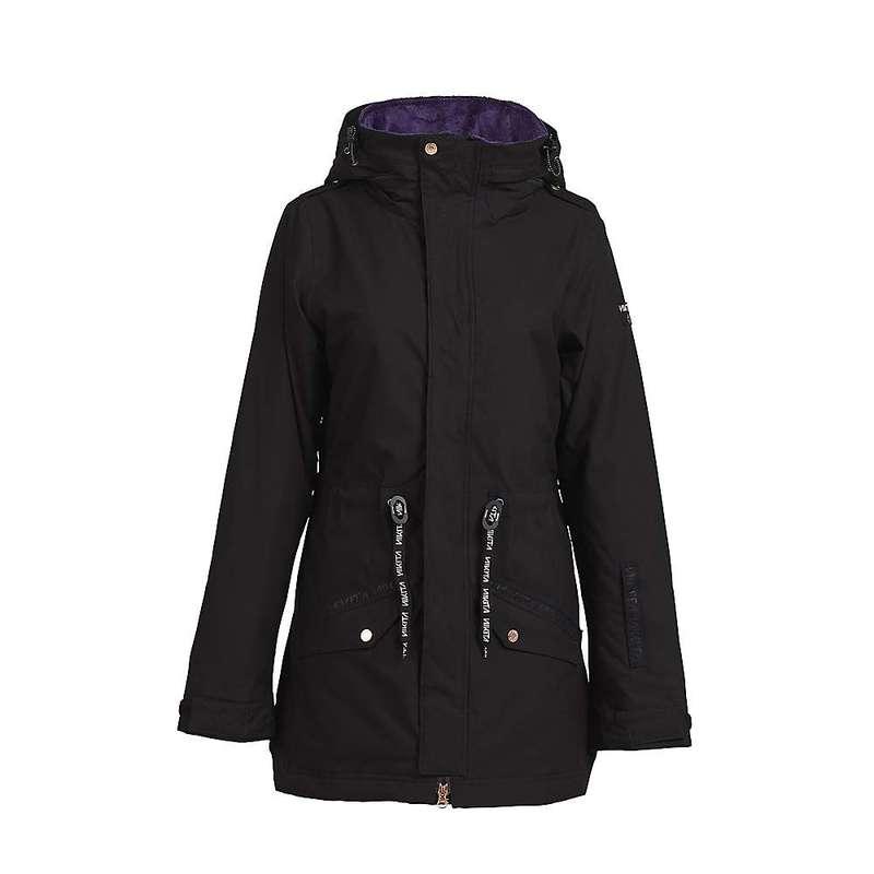 ニキータ レディース ジャケット・ブルゾン アウター Nikita Women's Poplar Stretch Jacket Black