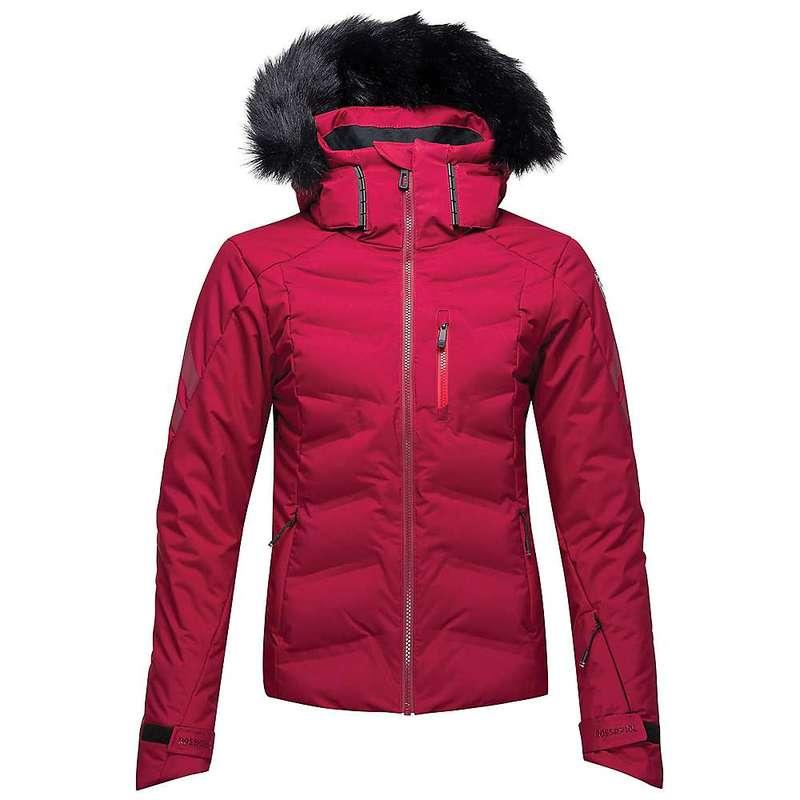 ロシニョール レディース ジャケット・ブルゾン アウター Rossignol Women's Depart Jacket Dark Red