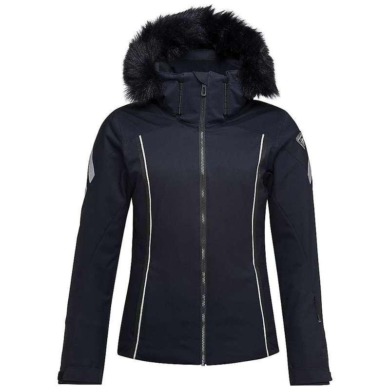 ロシニョール レディース ジャケット・ブルゾン アウター Rossignol Women's Ski Jacket Black