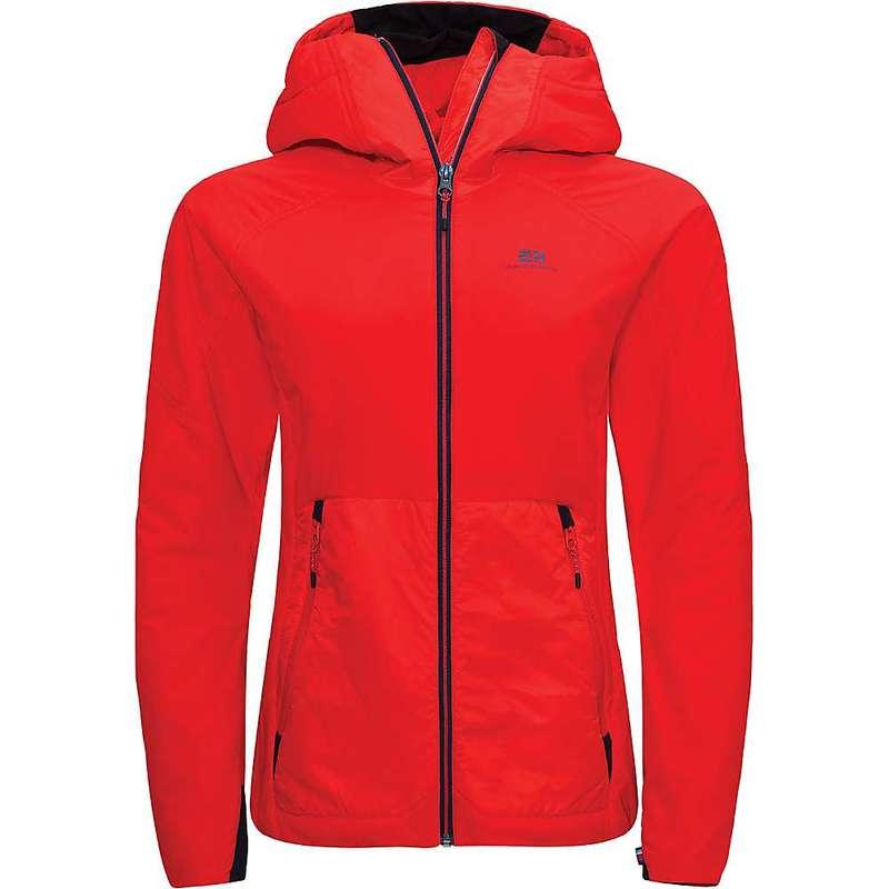 エレべネート レディース ジャケット・ブルゾン アウター Elevenate Women's BdR Insulation Jacket Red Glow