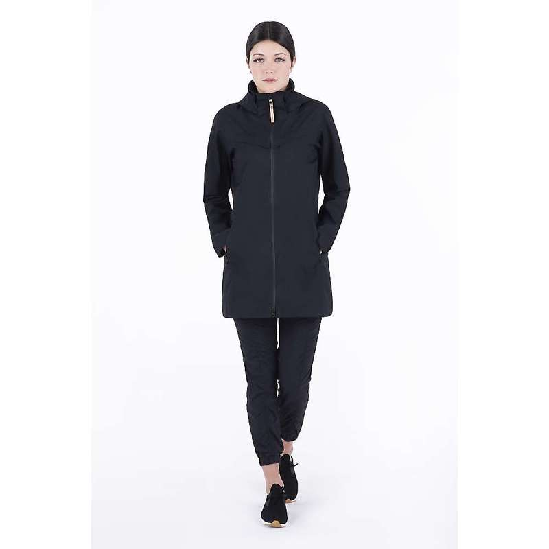 インデジェナ レディース ジャケット・ブルゾン アウター Indygena Women's Kisa Jacket Black