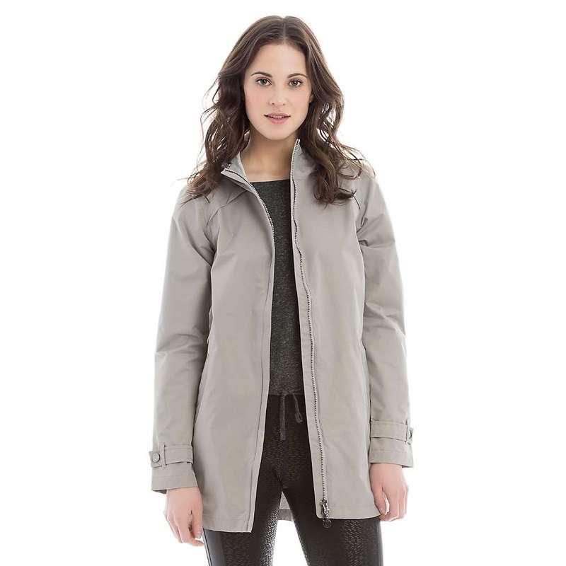 ロル レディース ジャケット・ブルゾン アウター Lole Women's Stratus Jacket Warm Grey