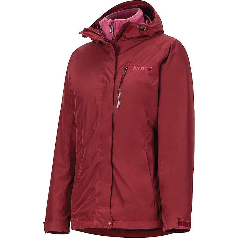 マーモット レディース ジャケット・ブルゾン アウター Marmot Women's Ramble Component Jacket Claret