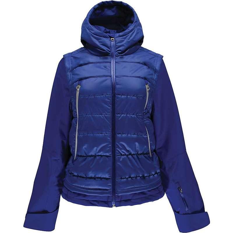 スパイダー レディース ジャケット・ブルゾン アウター Spyder Women's Moxie Jacket Bling / Bling / Bling