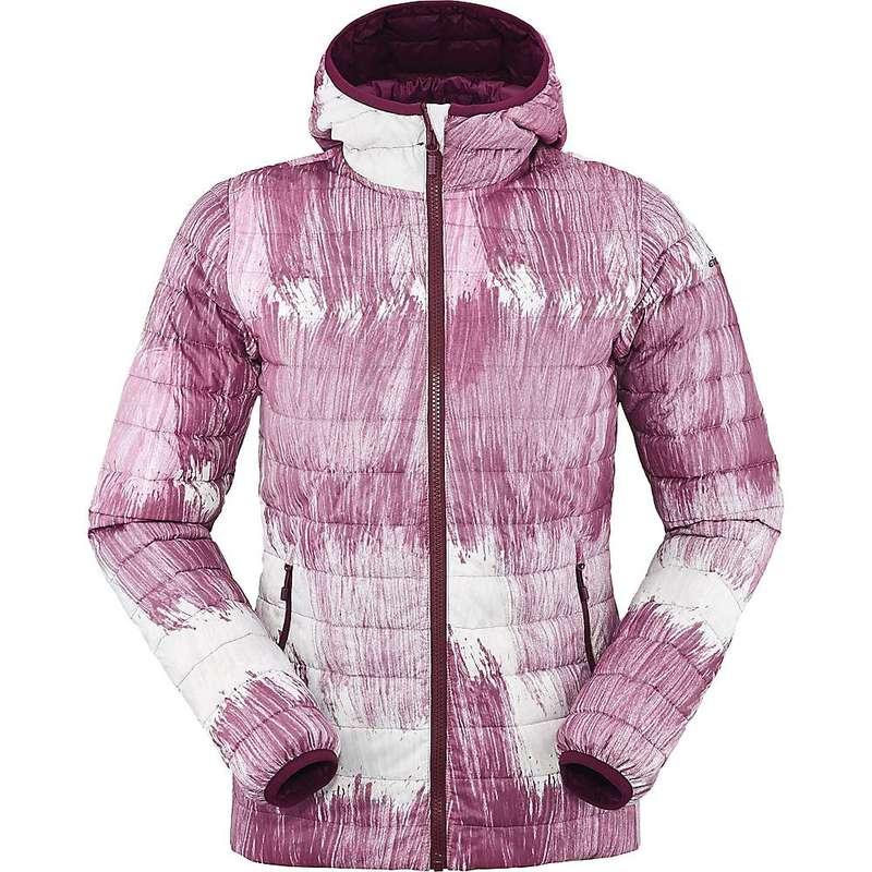 アイダー レディース ジャケット・ブルゾン アウター Eider Women's Twin Peaks Hoodie Nebula Pink Charcoal