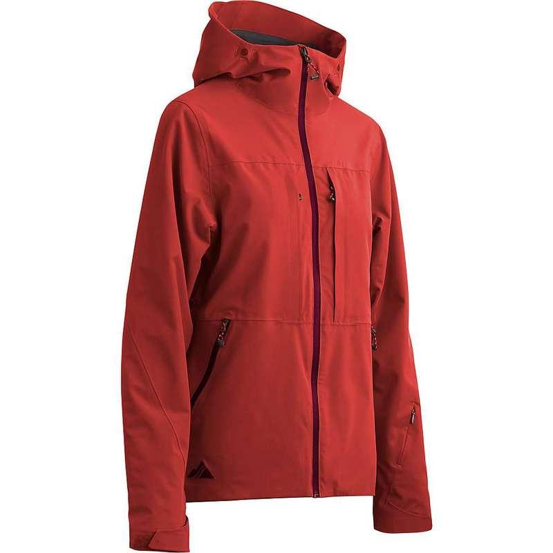 ストラフェ レディース ジャケット・ブルゾン アウター Strafe Women's Lucky Jacket Warm Red
