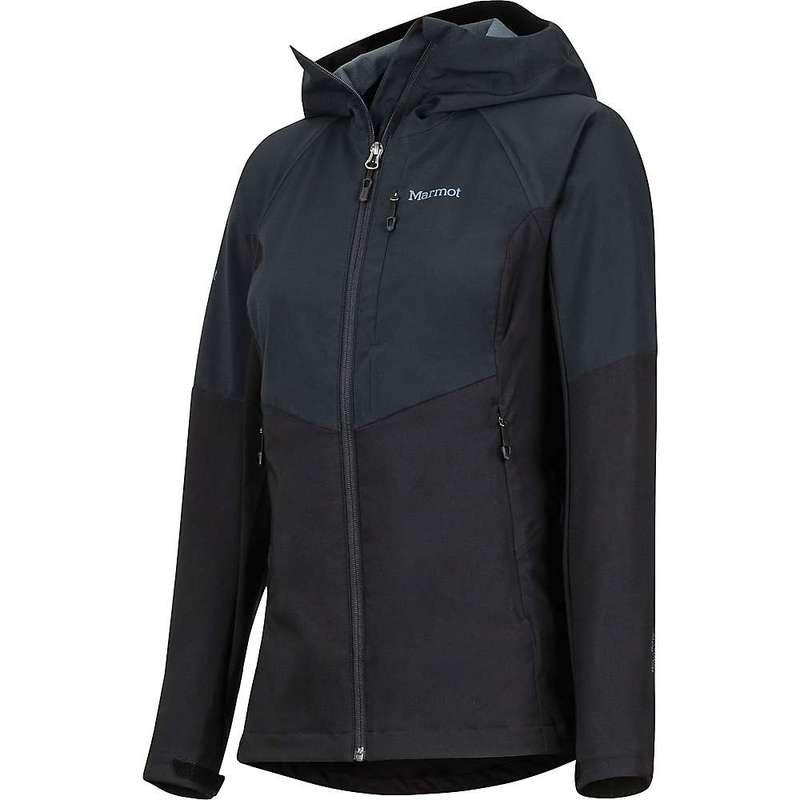 マーモット レディース ジャケット・ブルゾン アウター Marmot Women's ROM Jacket Black