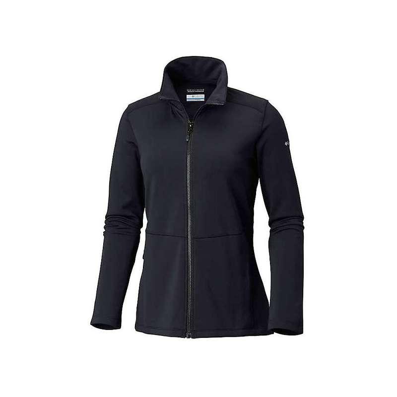 コロンビア レディース ジャケット・ブルゾン アウター Columbia Women's Bryce Canyon Full Zip Jacket Black