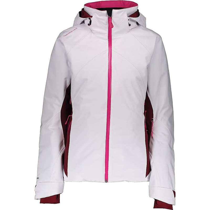 オバマイヤー レディース ジャケット・ブルゾン アウター Obermeyer Women's Mai Jacket White