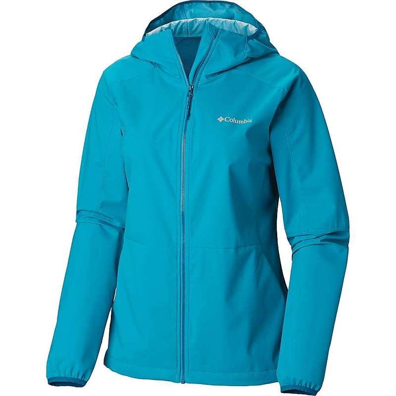 送料無料 サイズ交換無料 コロンビア レディース アウター ジャケット ブルゾン Columbia 輸入 Modern 公式ショップ Mystic Women's Jacket Trail Turq