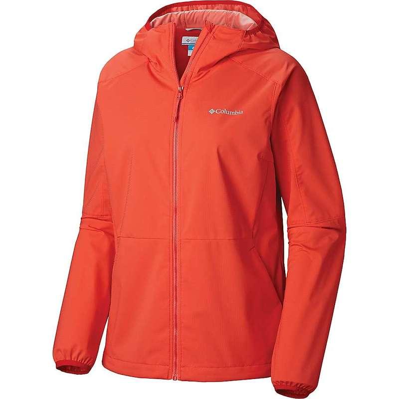 コロンビア レディース ジャケット・ブルゾン アウター Columbia Women's Mystic Trail Jacket Red Coral