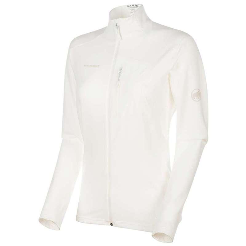 マムート レディース ジャケット・ブルゾン アウター Mammut Women's Aconcagua Light Midlayer Jacket Bright White