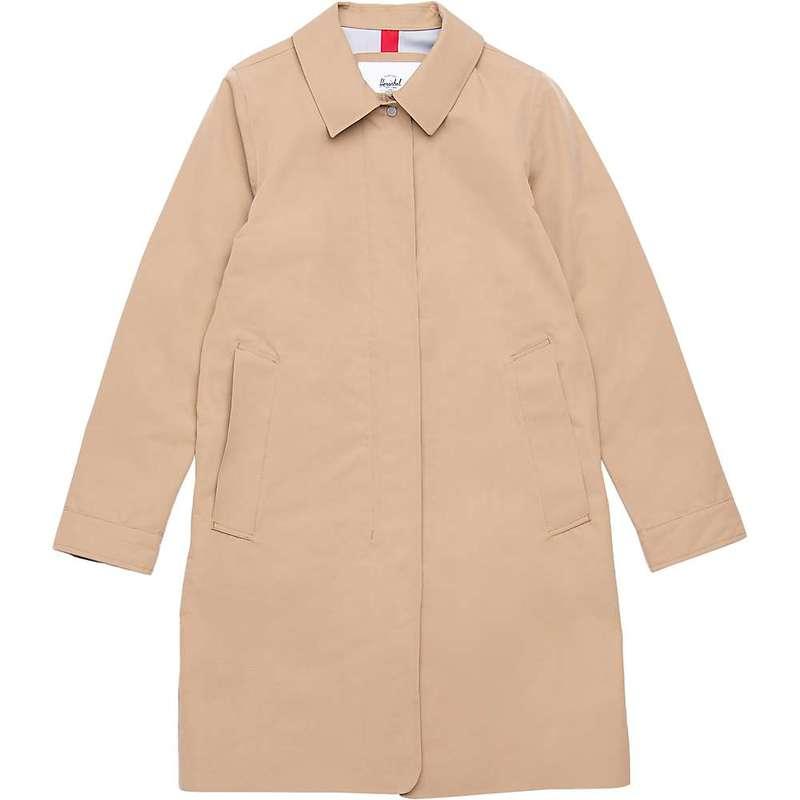 ハーシャル レディース ジャケット・ブルゾン アウター Herschel Supply Co Women's Mac Jacket Khaki