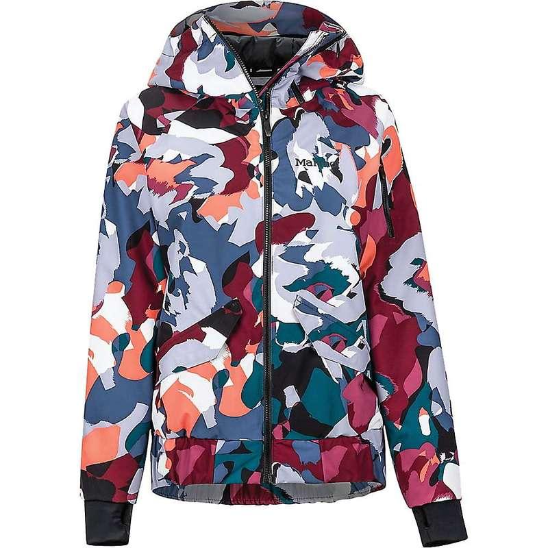 マーモット レディース ジャケット・ブルゾン アウター Marmot Women's Queenstown Jacket Multi Pop Camo