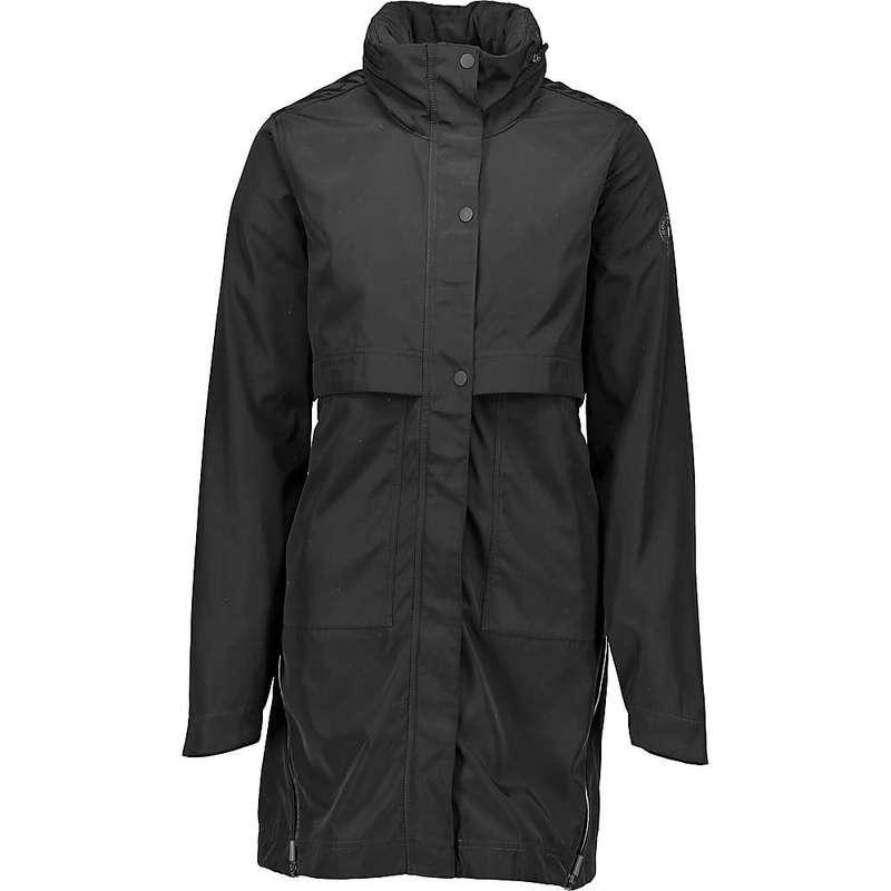 オバマイヤー レディース ジャケット・ブルゾン アウター Obermeyer Women's Thalia Softshell Coat Black