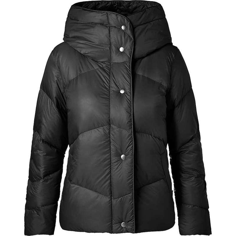 コートパクシー レディース ジャケット・ブルゾン アウター Cotopaxi Women's Nina Crop Jacket Black