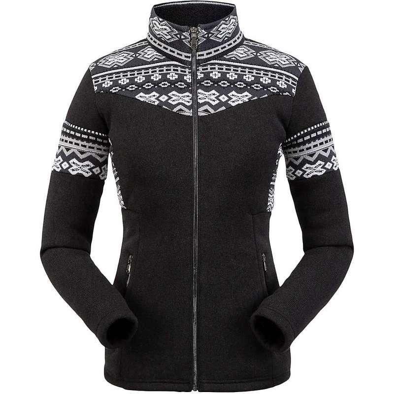 スパイダー レディース ジャケット・ブルゾン アウター Spyder Women's Bella Full Zip Fleece Jacket Black