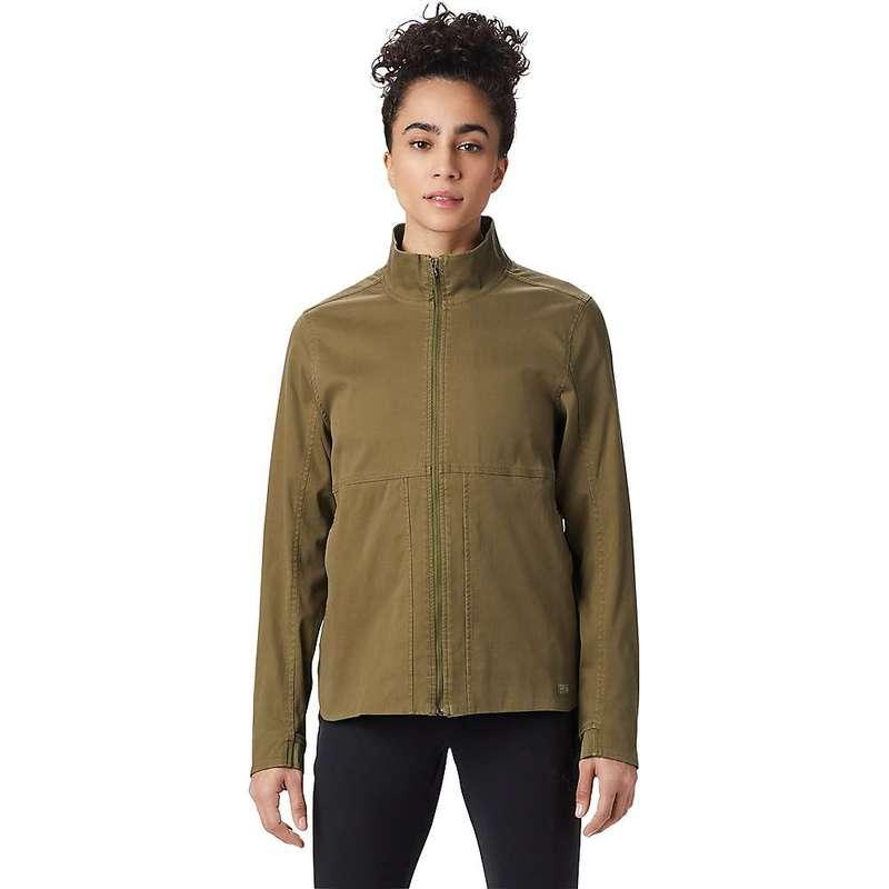 マウンテンハードウェア レディース ジャケット・ブルゾン アウター Mountain Hardwear Women's Kentro Cord Jacket Combat Green