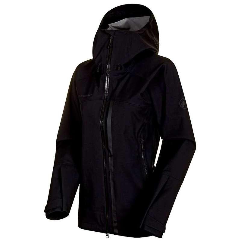 Hooded Black Masao Jacket HS レディース Women's Mammut アウター マムート ジャケット・ブルゾン