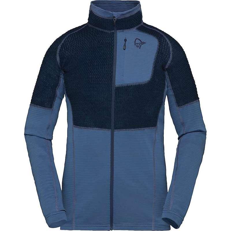 ノローナ レディース ジャケット・ブルゾン アウター Norrona Women's Lyngen Alpha90 Jacket Indigo Night