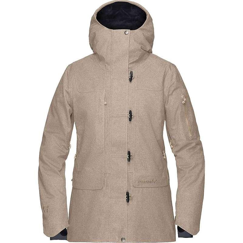 ノローナ レディース ジャケット・ブルゾン アウター Norrona Women's Roldal Gore-tex Insulated Jacket Winter Twig