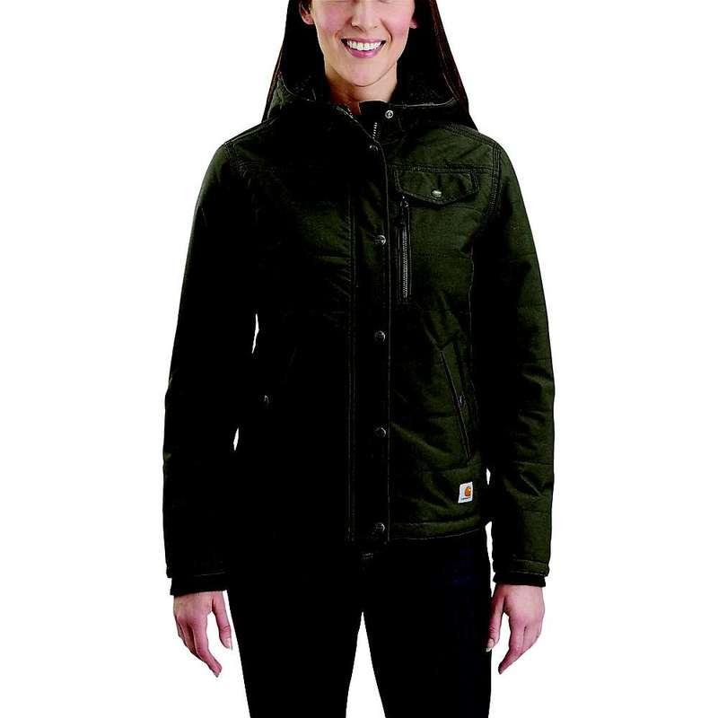 カーハート レディース ジャケット・ブルゾン アウター Carhartt Women's Utility Jacket Tarmac