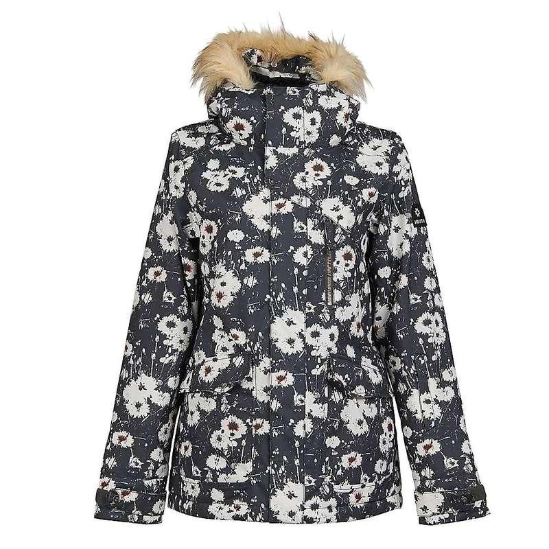 ニキータ レディース ジャケット・ブルゾン アウター Nikita Women's Hawthorne Print Jacket Daisy