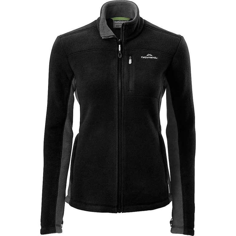 カトマンズ レディース ジャケット・ブルゾン アウター Kathmandu Women's Trailhead 200 Jacket Black