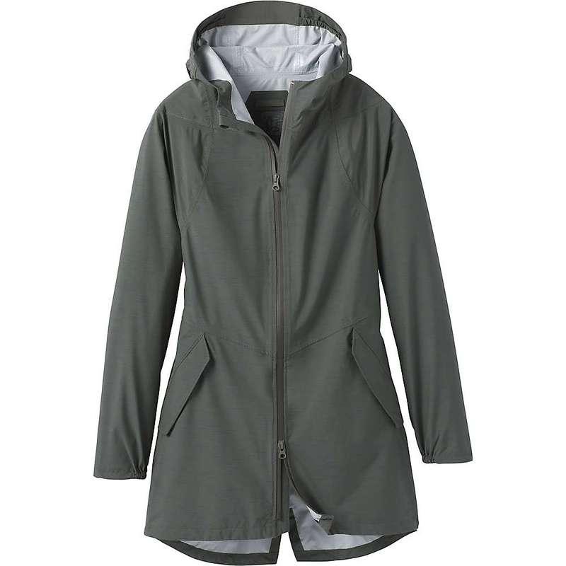 プラーナ レディース ジャケット・ブルゾン アウター Prana Women's Southbounder Jacket Rye Green
