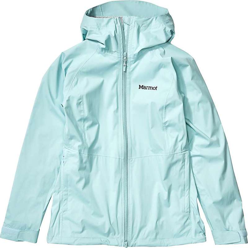 マーモット レディース ジャケット・ブルゾン アウター Marmot Women's PreCip Stretch Jacket Corydalis Blue