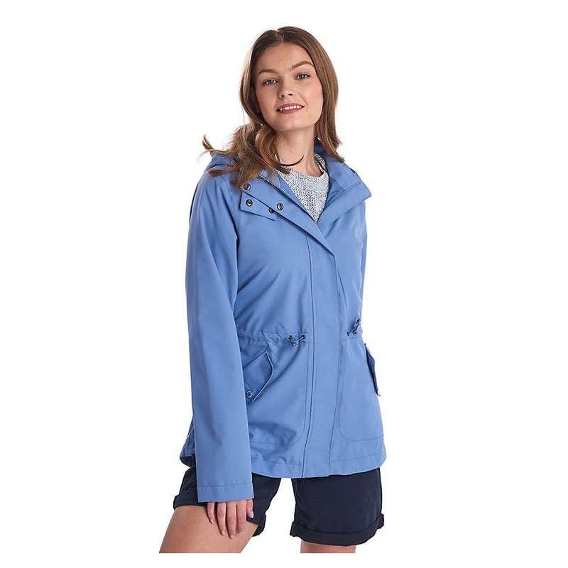 バーブァー レディース ジャケット・ブルゾン アウター Barbour Women's Promenade Jacket Skyline