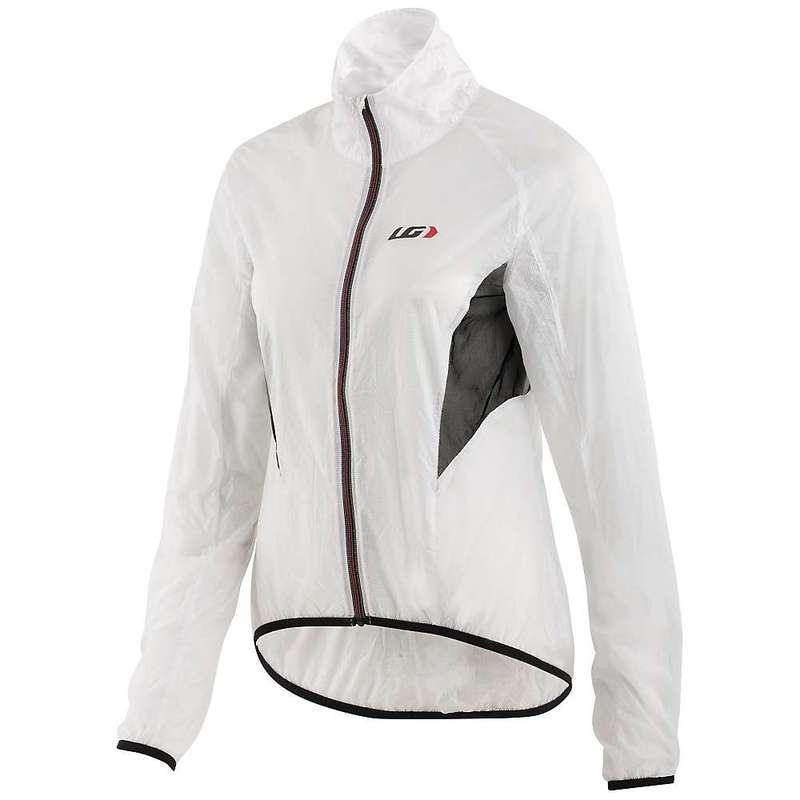 イルスガーナー レディース ジャケット・ブルゾン アウター Louis Garneau Women's X-Lite Jacket White / Black