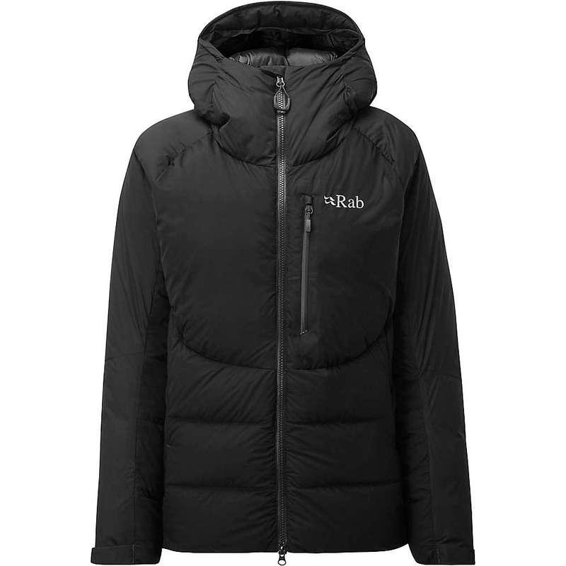 ラブ レディース ジャケット・ブルゾン アウター Rab Women's Infinity Jacket Black / Ebony