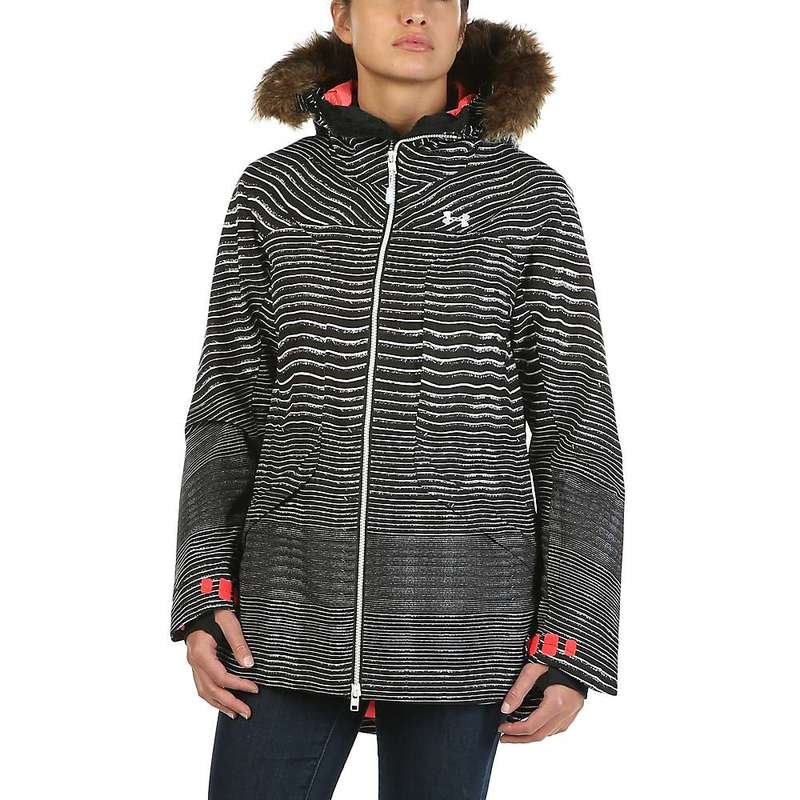 Under Armour Womens Coldgear Infared Slouchy Neck Pullover Under Armour Apparel 1324052-P