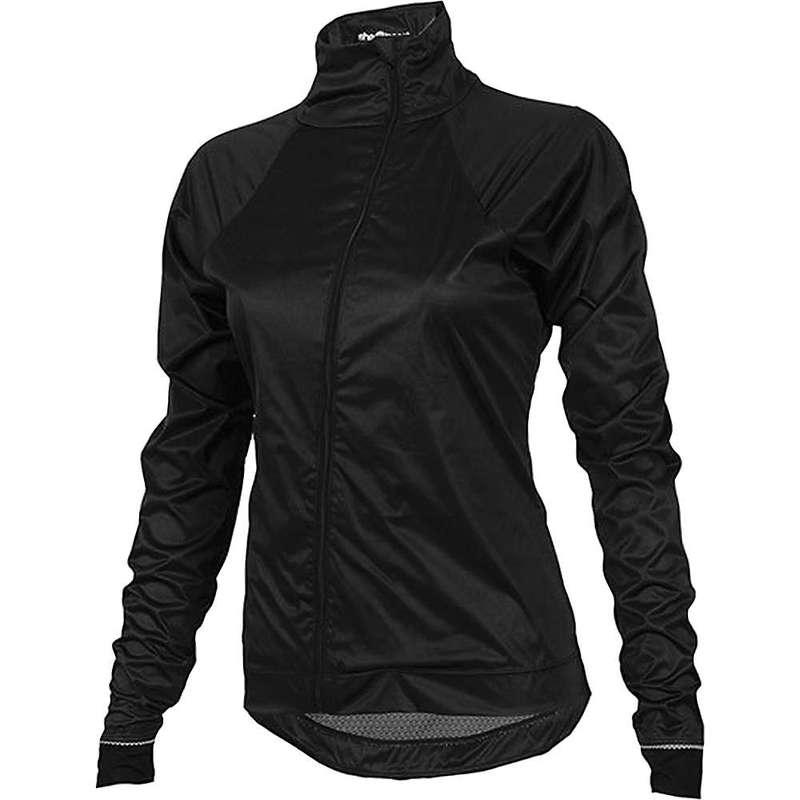 シービースト レディース ジャケット・ブルゾン アウター Shebeest Women's Shadow Jacket Black