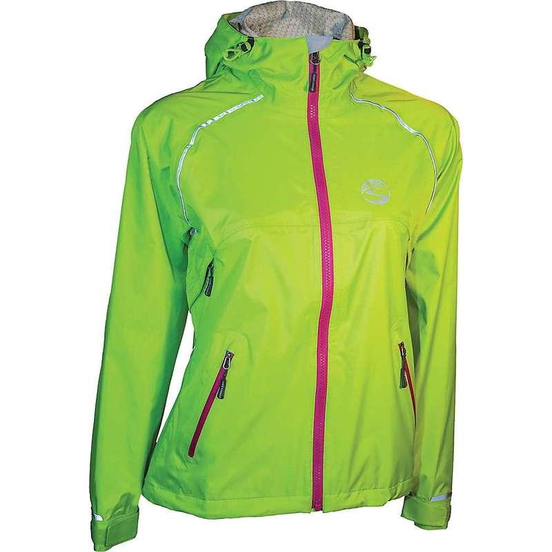 シャワーパス レディース ジャケット・ブルゾン アウター Showers Pass Women's Syncline Jacket Leaf Green S17
