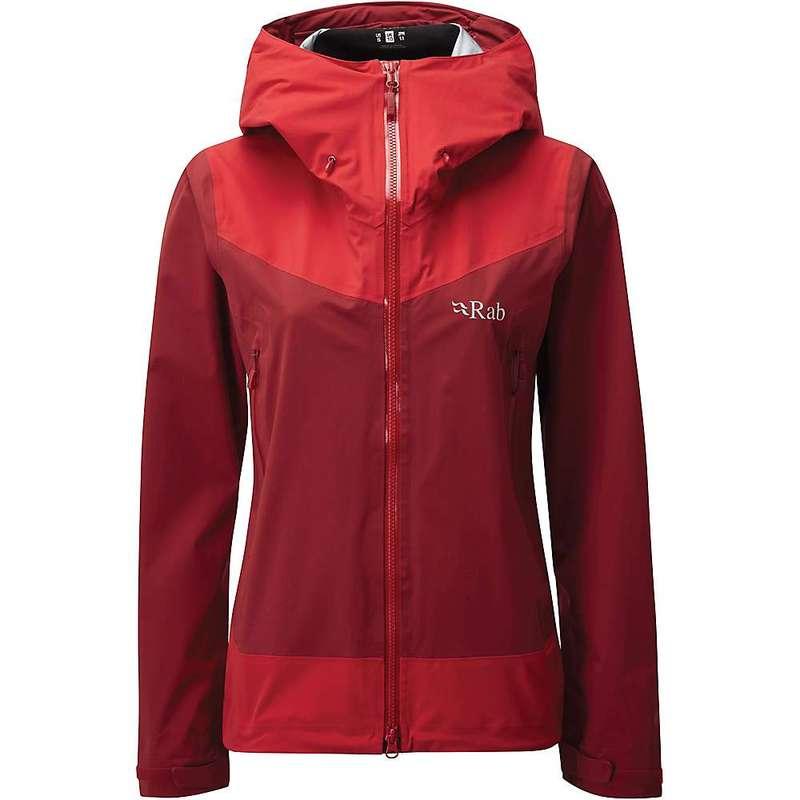 ラブ レディース ジャケット・ブルゾン アウター Rab Women's Mantra Jacket Ruby