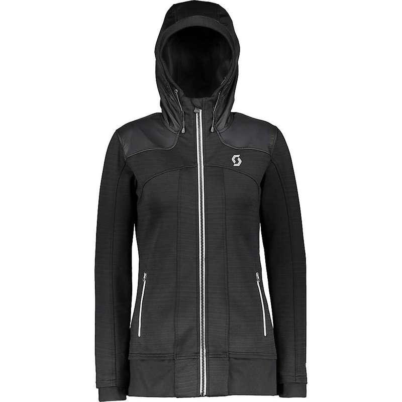 スコット レディース ジャケット・ブルゾン アウター Scott USA Women's Defined Channel Flow Jacket Black