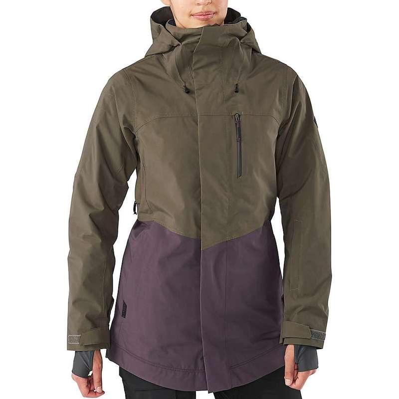 ダカイン レディース ジャケット・ブルゾン アウター Dakine Women's Silcox 2L INS Jacket Tarmac / Amethyst