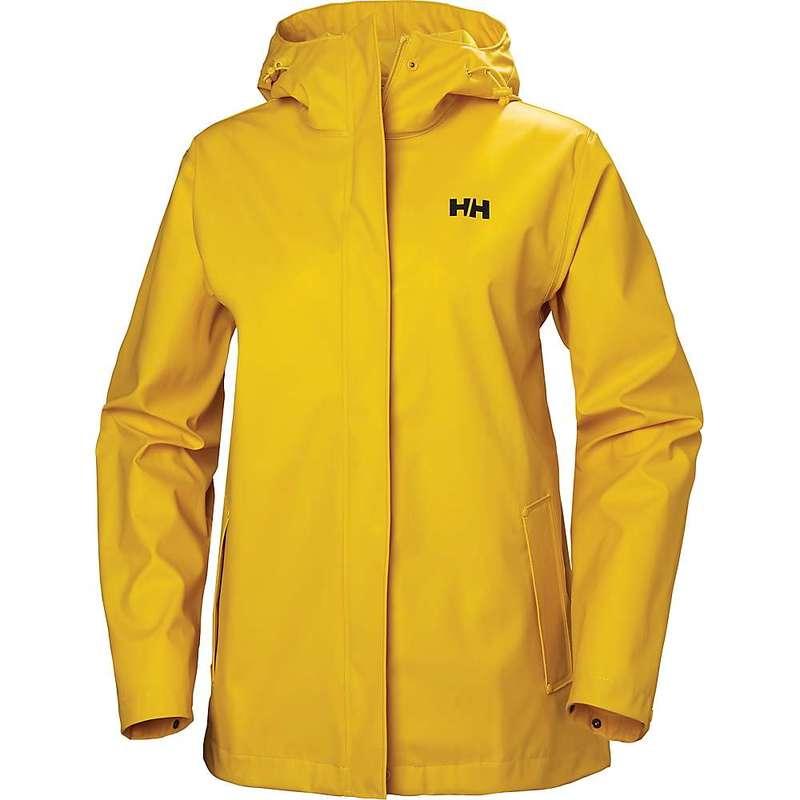 ヘリーハンセン レディース ジャケット・ブルゾン アウター Helly Hansen Women's Moss Jacket Essential Yellow