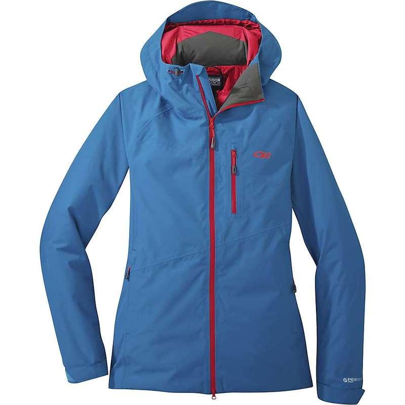 アウトドアリサーチ レディース ジャケット・ブルゾン アウター Outdoor Research Women's Fortress Jacket Celestial Blue