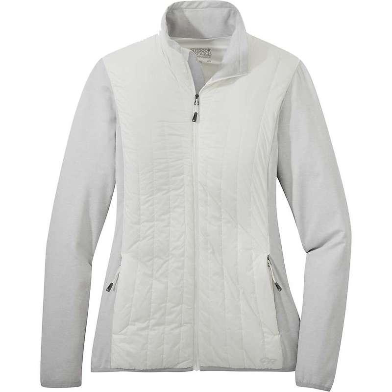 アウトドアリサーチ レディース ジャケット・ブルゾン アウター Outdoor Research Women's Melody Hybrid Jacket Cloud