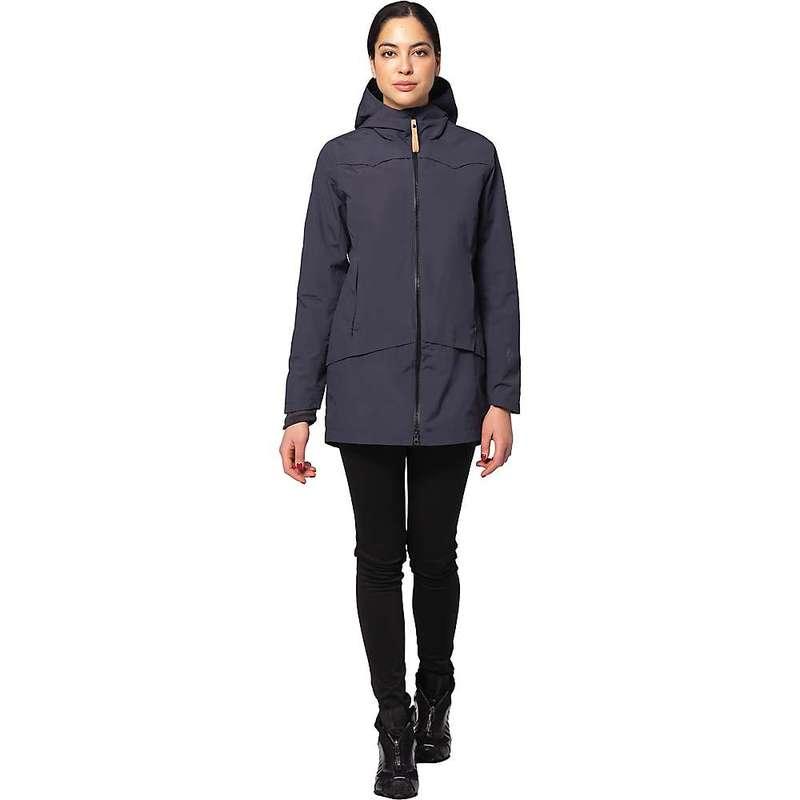 インデジェナ レディース ジャケット・ブルゾン アウター Indygena Women's Choiva Jacket Midnight Blue