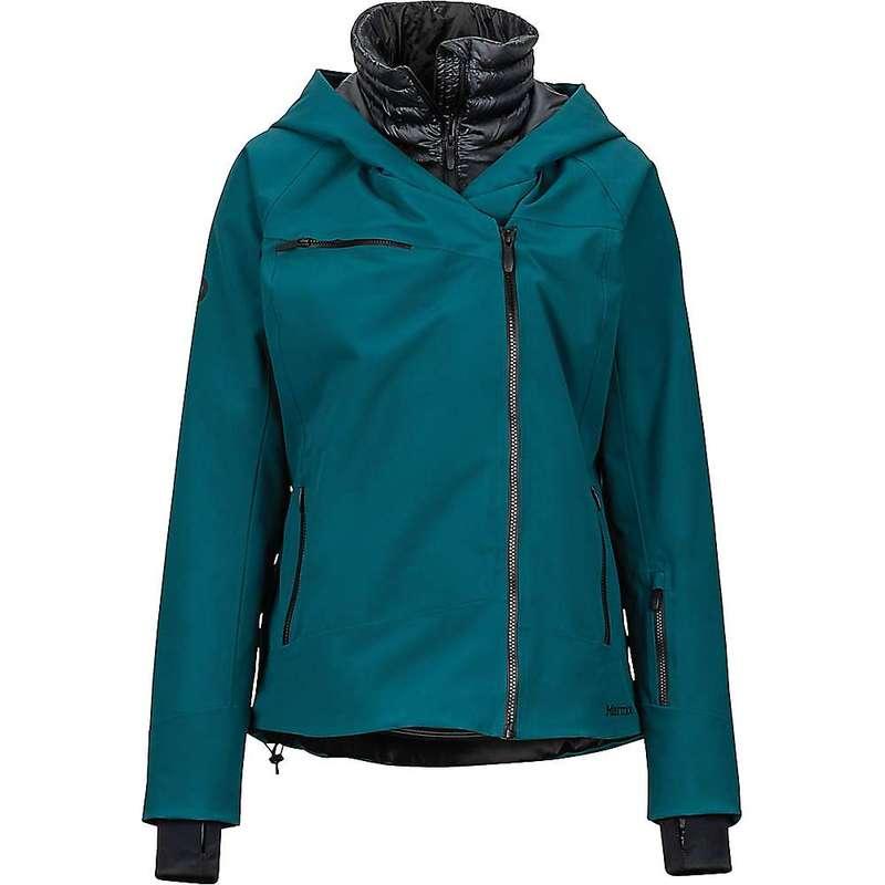 マーモット レディース ジャケット・ブルゾン アウター Marmot Women's Moritz Jacket Deep Teal