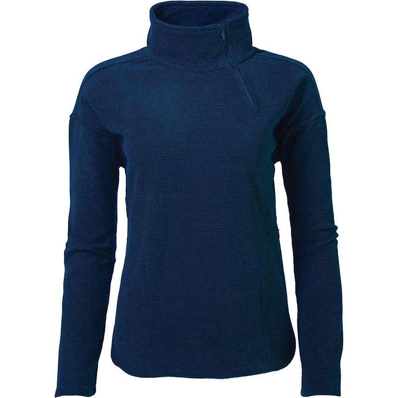 マウンテンカーキス レディース ジャケット・ブルゾン アウター Mountain Khakis Women's Pop Top Qtr Zip Jacket Twilight