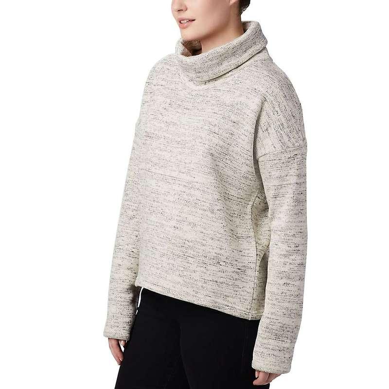 コロンビア レディース ジャケット・ブルゾン アウター Columbia Women's Chillin Fleece Pullover Chalk