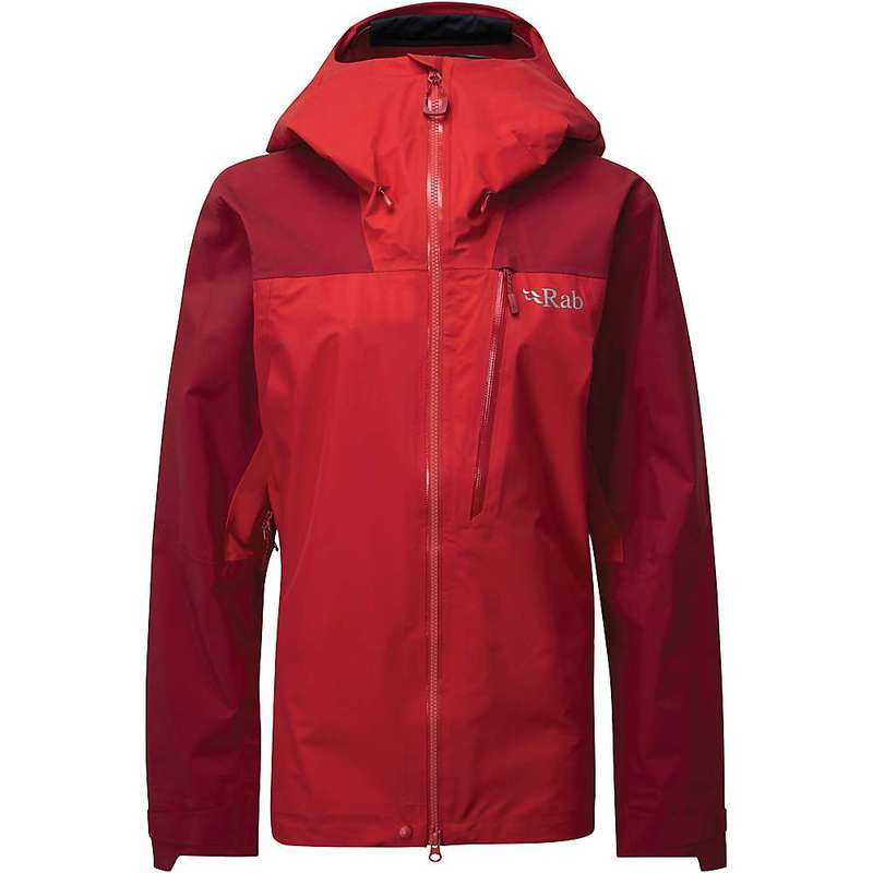 ラブ レディース ジャケット・ブルゾン アウター Rab Women's Ladakh GTX Jacket Crimson / Ruby