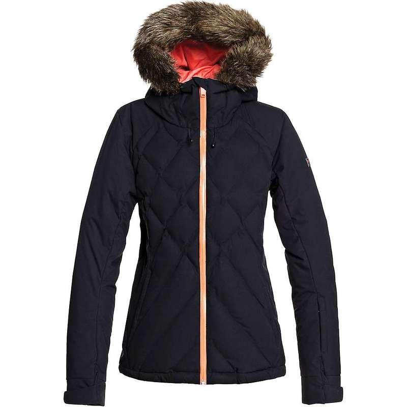 ロキシー レディース ジャケット・ブルゾン アウター Roxy Women's Breeze Jacket True Black