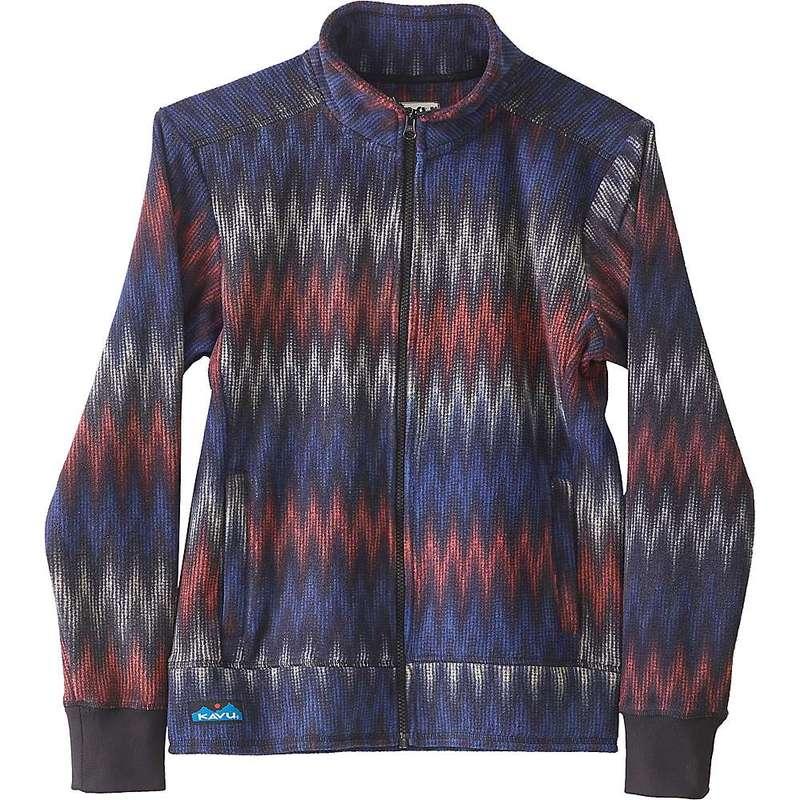 カブー レディース ジャケット・ブルゾン アウター Kavu Women's OSO Jacket Vintage Stripe
